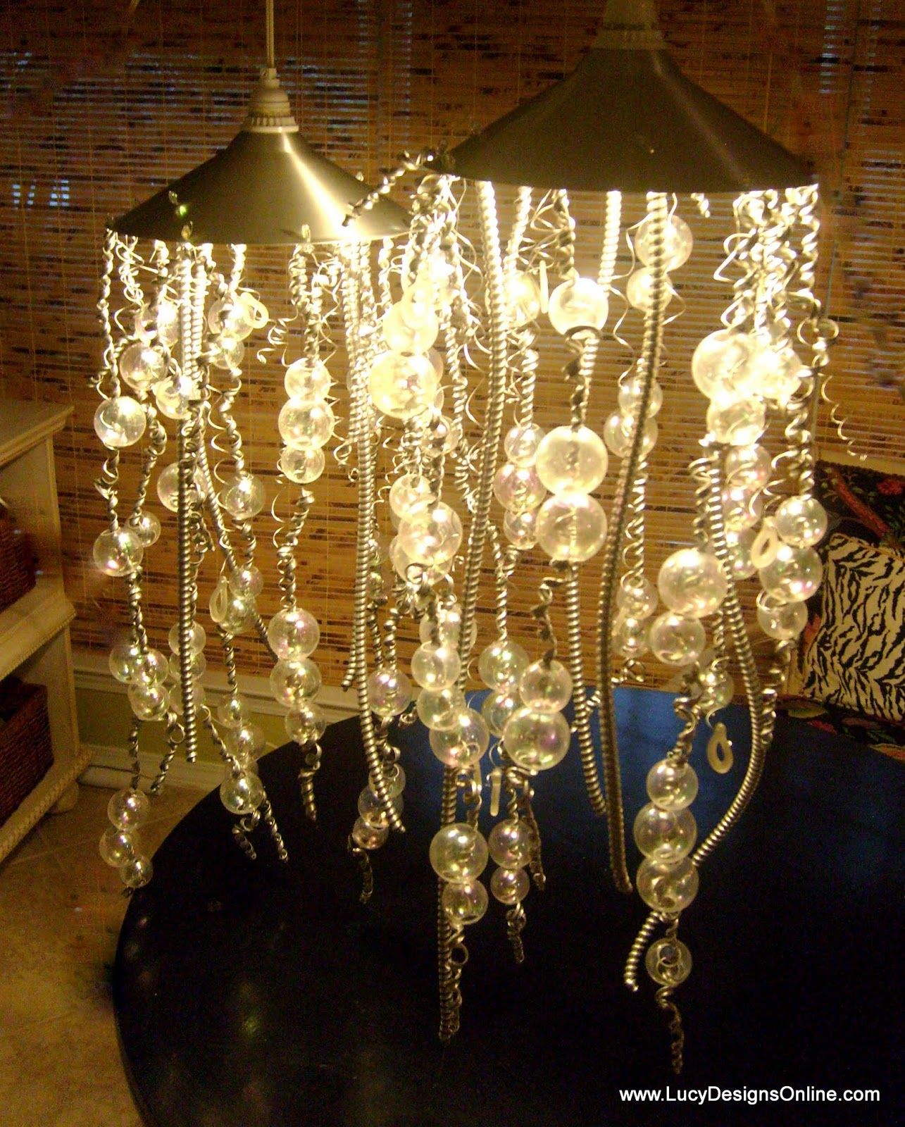jellyfish lights Lamps and Chandeliers Pinterest