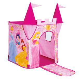 princess argos pop up tent