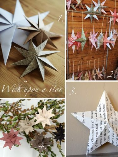 Scandinavian Christmas decorationsI want to make these with