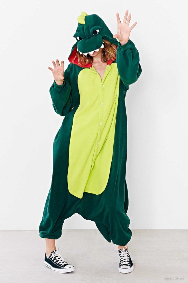 urban outfitters dino costume