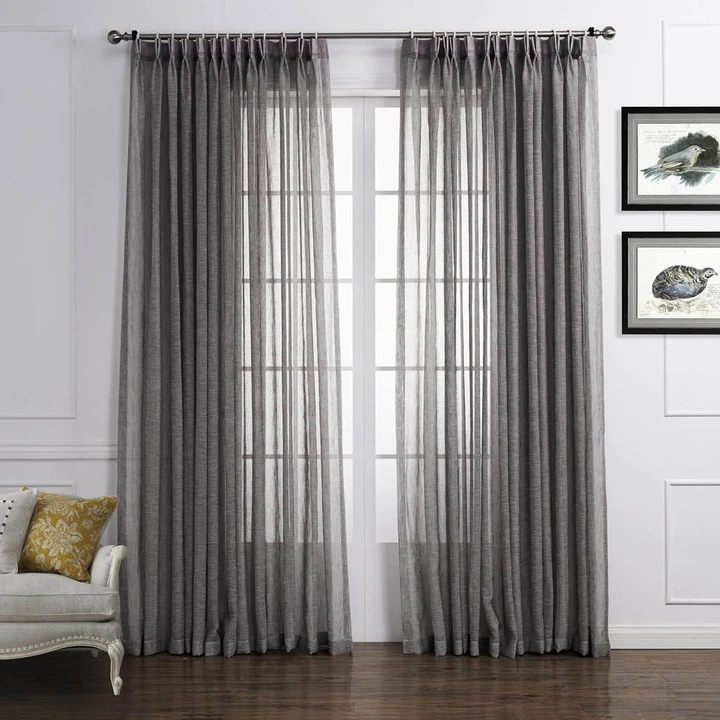 Pin On Sheer Curtains