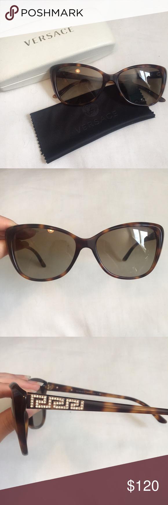 a12c9e6f21 Versace Sunglasses authentic polarized Versace sunglasses (purchased at Sunglass  Hut)