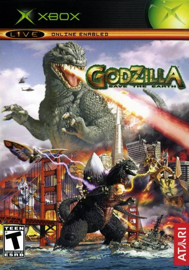 Godzilla Save The Earth Godzilla Save The Earth Godzilla Save Earth