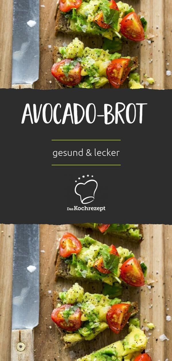 Avocado Brot - -