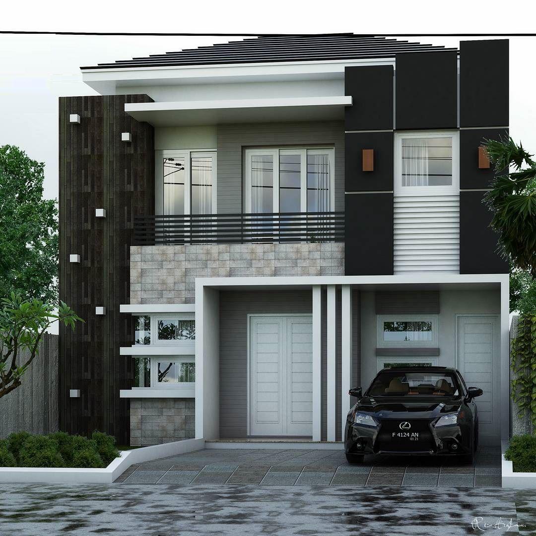 Inspirasi Model Rumah Minimalis Terbaru Di 2021 Rumah Minimalis Rumah Minimalis