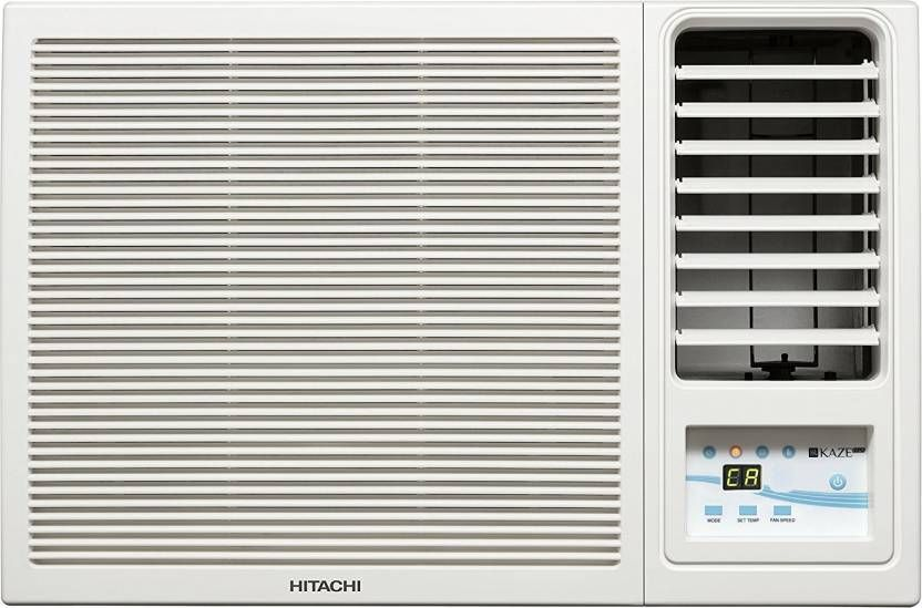 Hitachi 1 Ton 3 Star Window Ac Raw312kwd Home Appliances