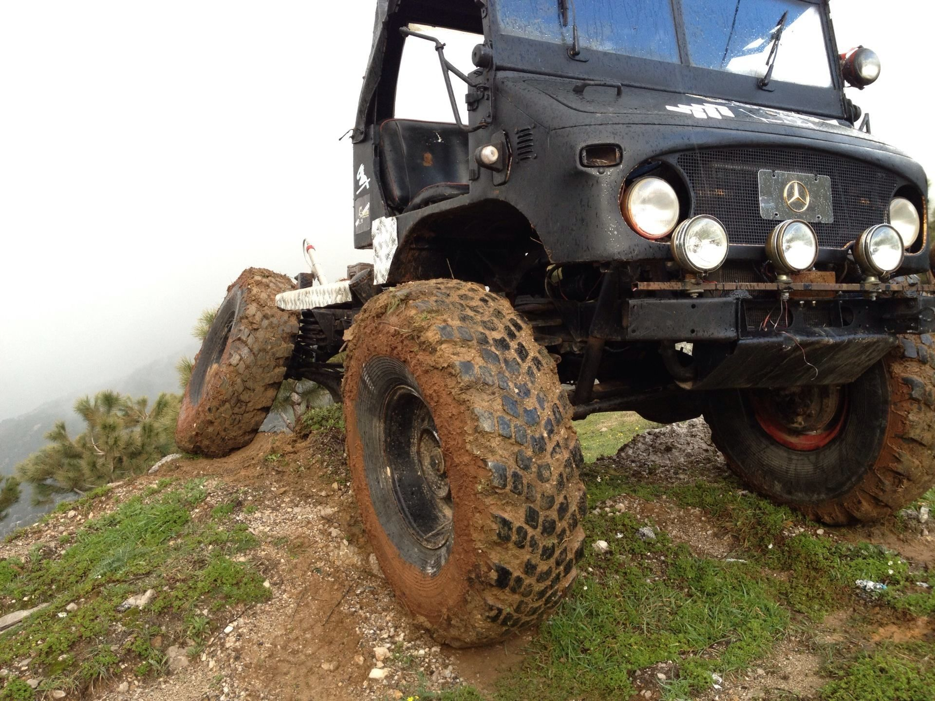 SOLD Mercedes UNIMOG 404  Mobility  Pinterest  4x4 and Engine