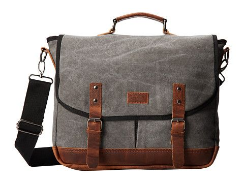 a020ddf104 Original Penguin Canvas   Wool Messenger