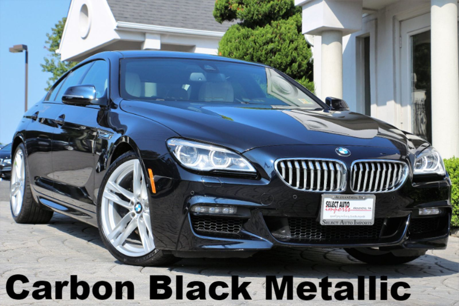 Bmw 6 Series 650i Xdrive Gran Coupe M Sport Edition 2016 M Sport