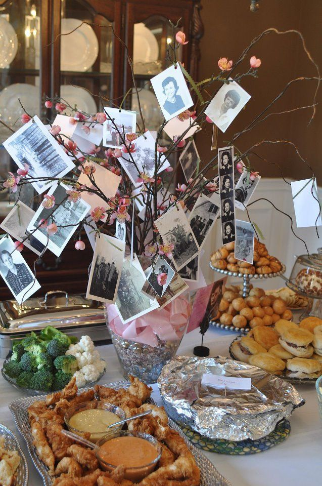 70th Birthday Party Ideas For Mom 75th Parties Tree