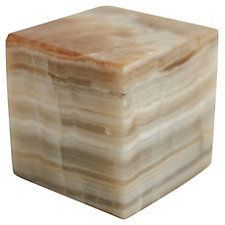 Marble   Cube  Paperweight