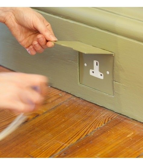 Focus SB Floor Sockets Can Be Installed In The Floor Or On