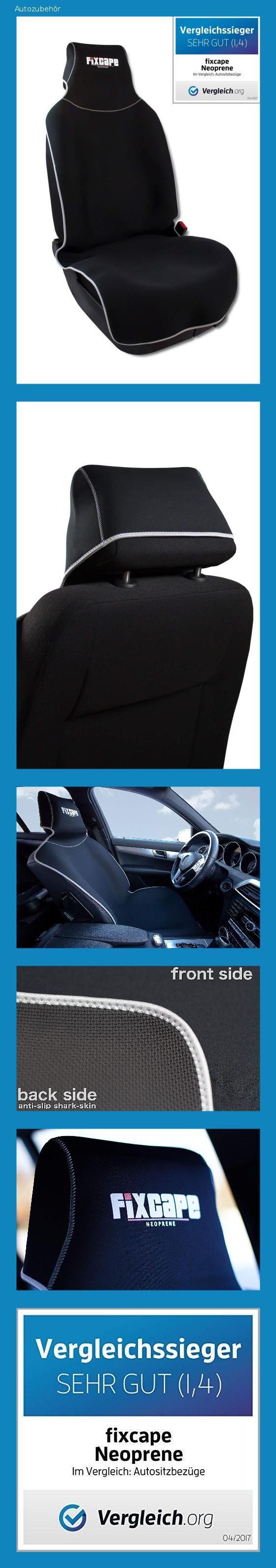 Universal Autositzbezüge Grau für Opel Insignia 1+1 Front Sitzbezüge Schonbezüge