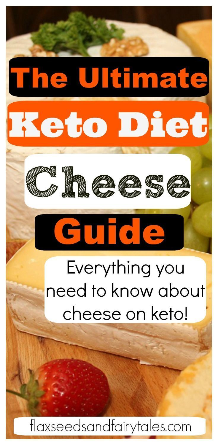 The Ultimate Keto Diet Cheese Guide #ketodietforbeginners