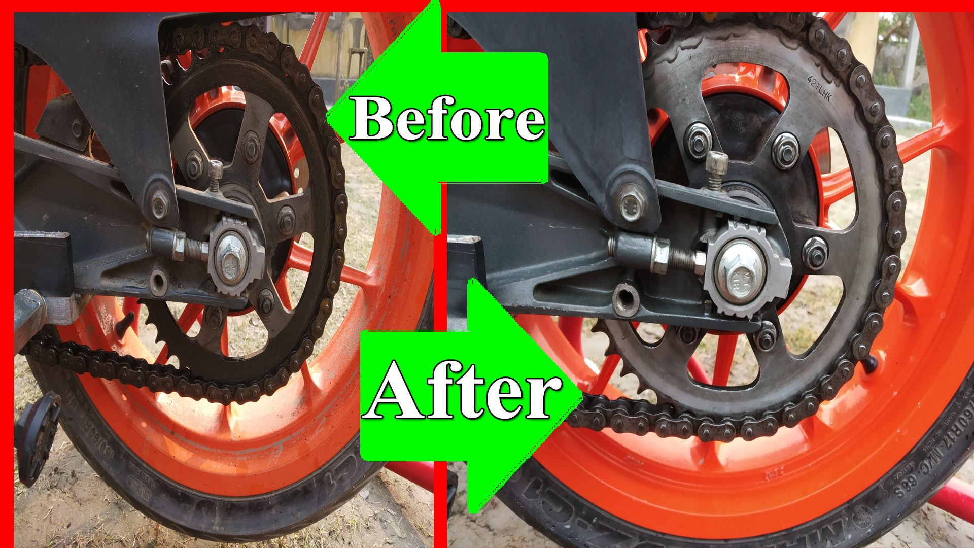 Pin by HowToHack on Motorcycle Chain Clean   Motorcycle chain, Motorcycle, Motul