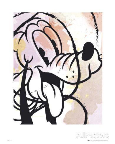 Plutón Láminas en AllPosters.es | Disney | Pinterest | Satisfaccion