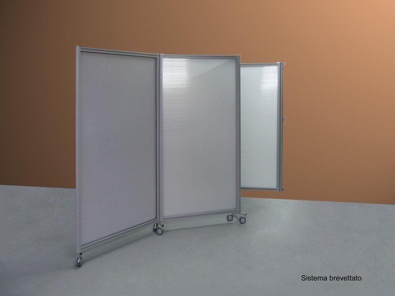 Pannelli Mobili ~ Ala rotofoot light pannelli divisori pareti mobili separè su