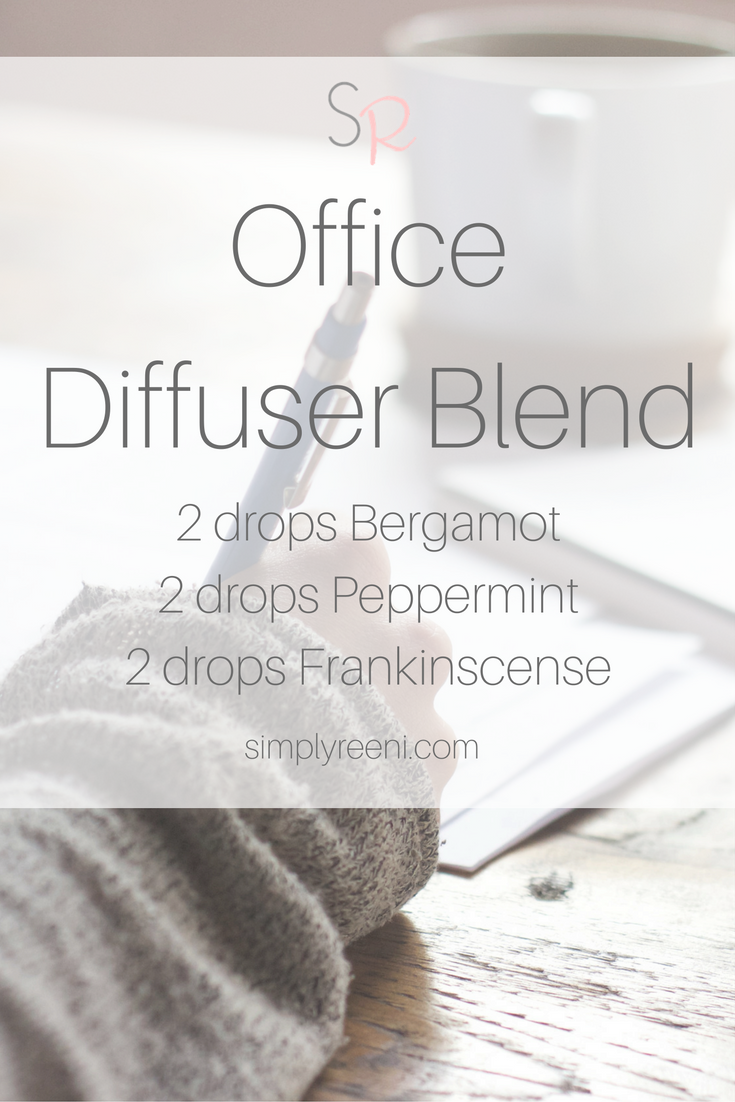 My Favorite Home Office Diffuser Blend  Essential Oils  Pinterest