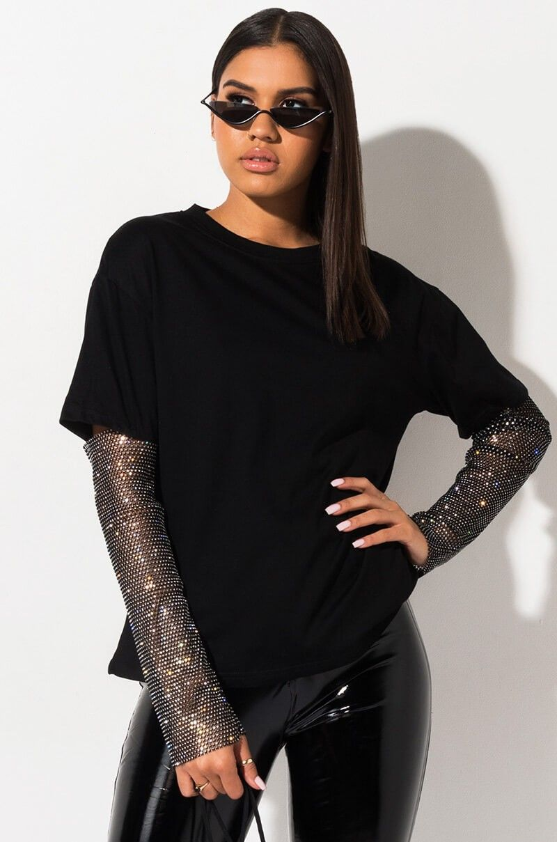 CHICGAL Womens Sweatshirts Pullover Long Sleeve Shirts Crewneck Casual Loose Fit Tops with Pockets