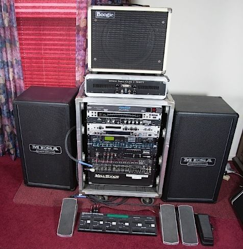 the ultimate guitar rig built on mesa boogie amplification experience the box cool guitar. Black Bedroom Furniture Sets. Home Design Ideas