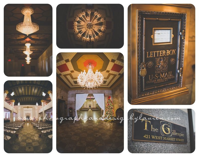 Photography & Design By Lauren- an on location photographer specializing in Weddings, Couples, High School Seniors, Families and Models based in Indiana 502.230.1907   A winter wedding at The Gillespie, Louisville KY