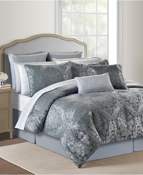 Sunham Closeout Jaiden 20 Pc Comforter Sets Amp Reviews