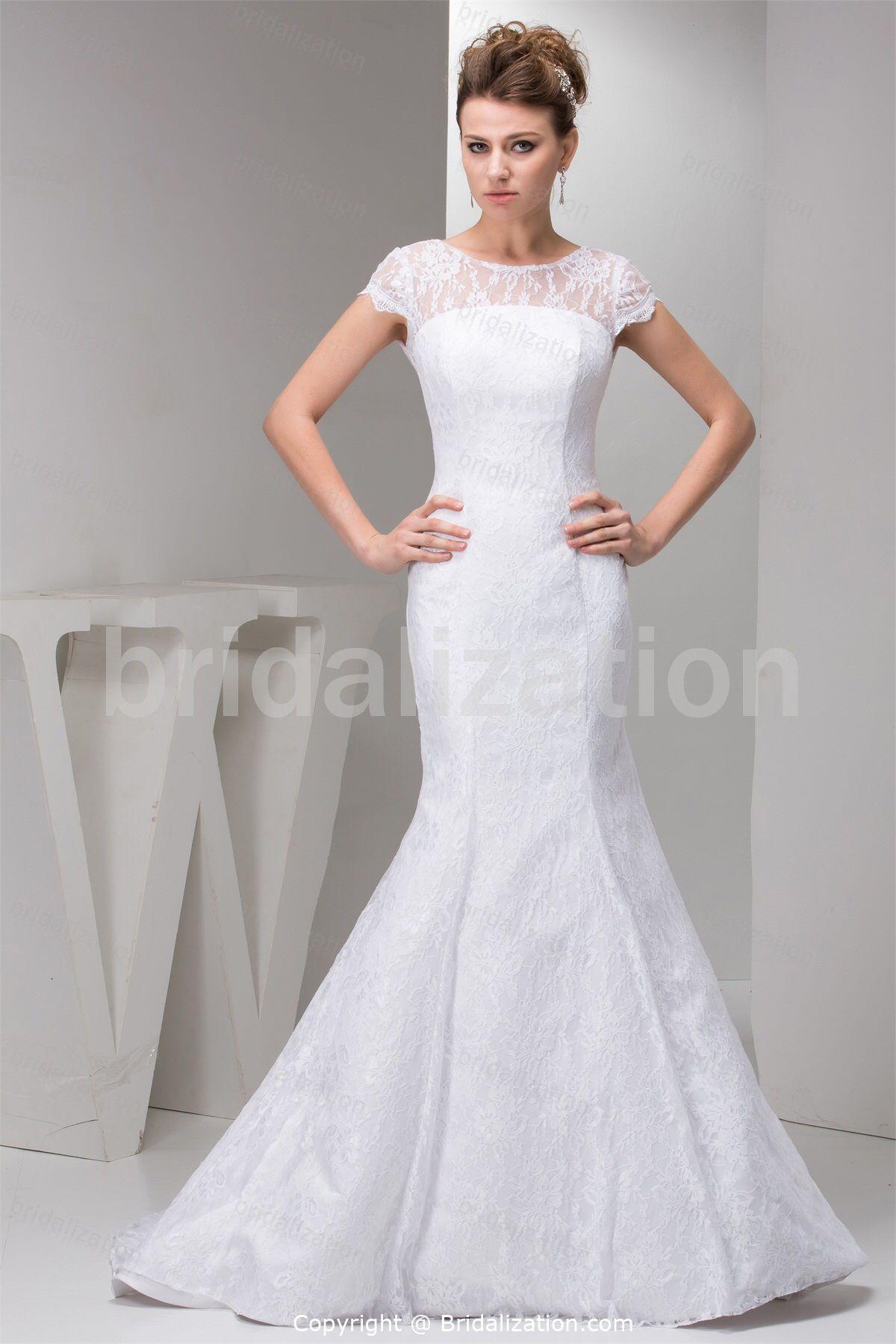 Beautiful Wedding Dress For Plus Size Hourglass Wedding