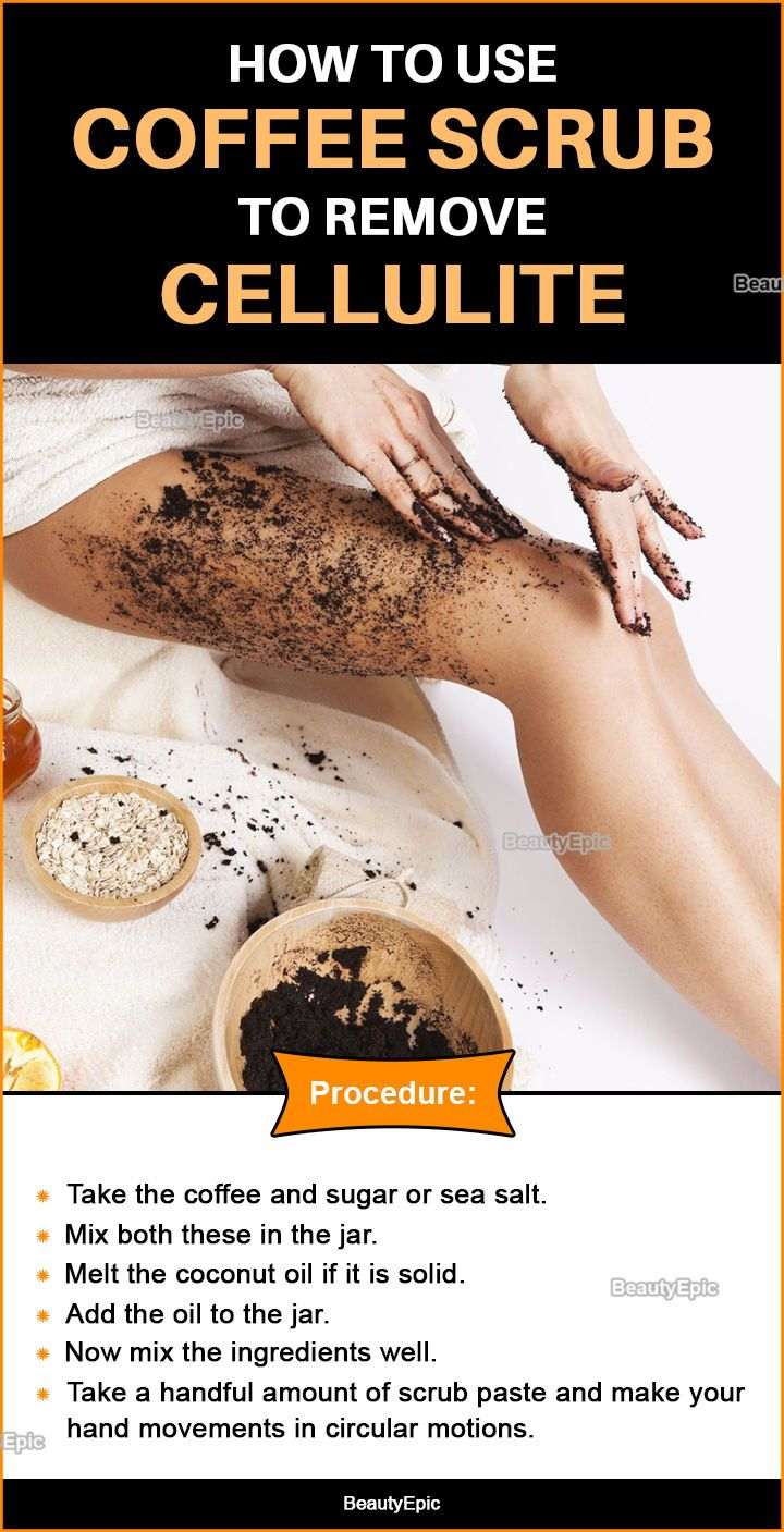Coffee Scrub for Cellulite: Benefits + 5 Recipes