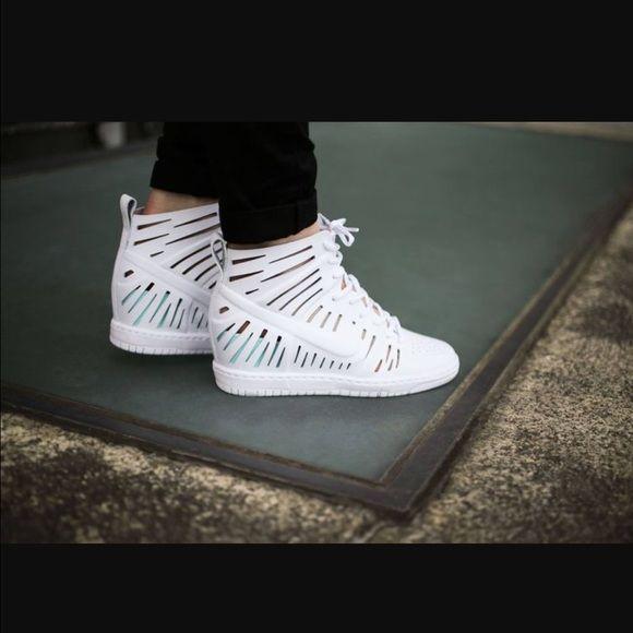 1104b30a763d ❌40% off%❌Nike high heel ❤ nike dunk sky hi 2.0 joli brand new it s still  100  online Nike Shoes