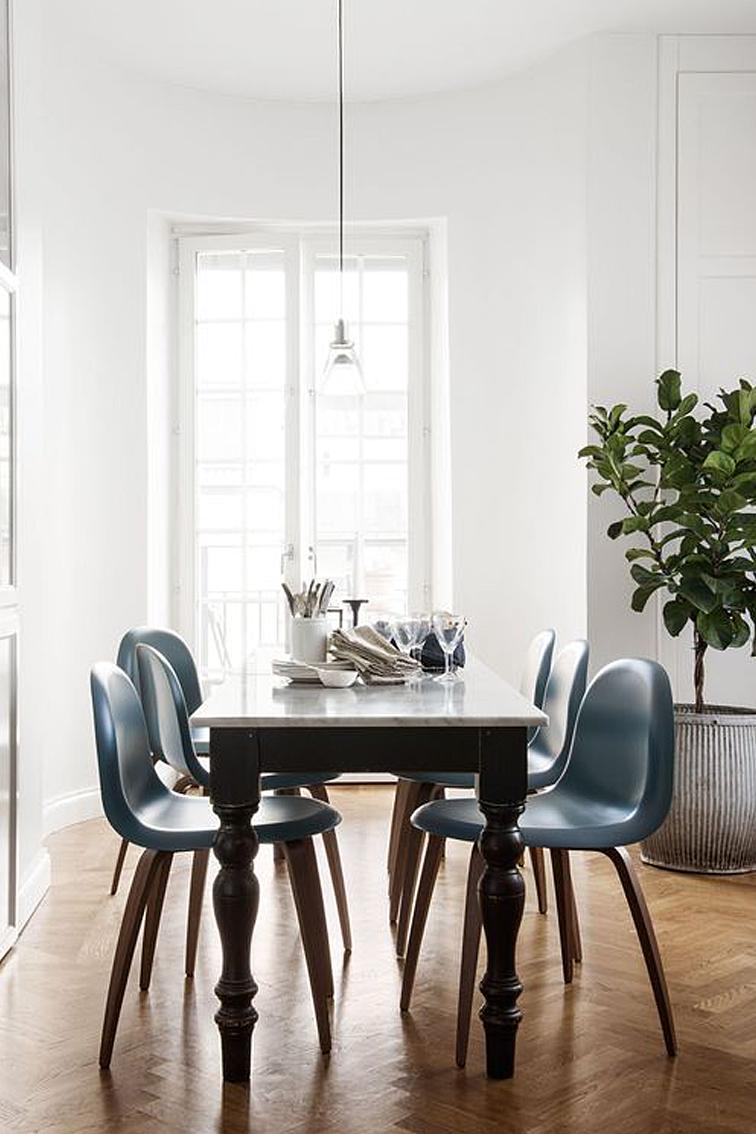 Dining Room Interior Design Ideas Eclectic Dining Room Modern