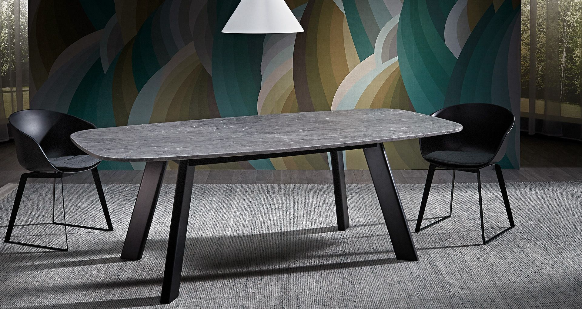 Buchanan Nick Scali In 2021 Dining Table Marble Upholstered Furniture Home Decor [ 1020 x 1920 Pixel ]