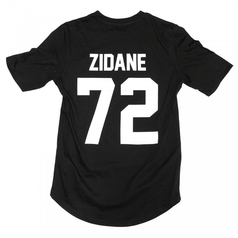 nouveau concept 13480 d0f08 Zidane 72 Legends Shirt Black - BALR.   Life of A BALR ...