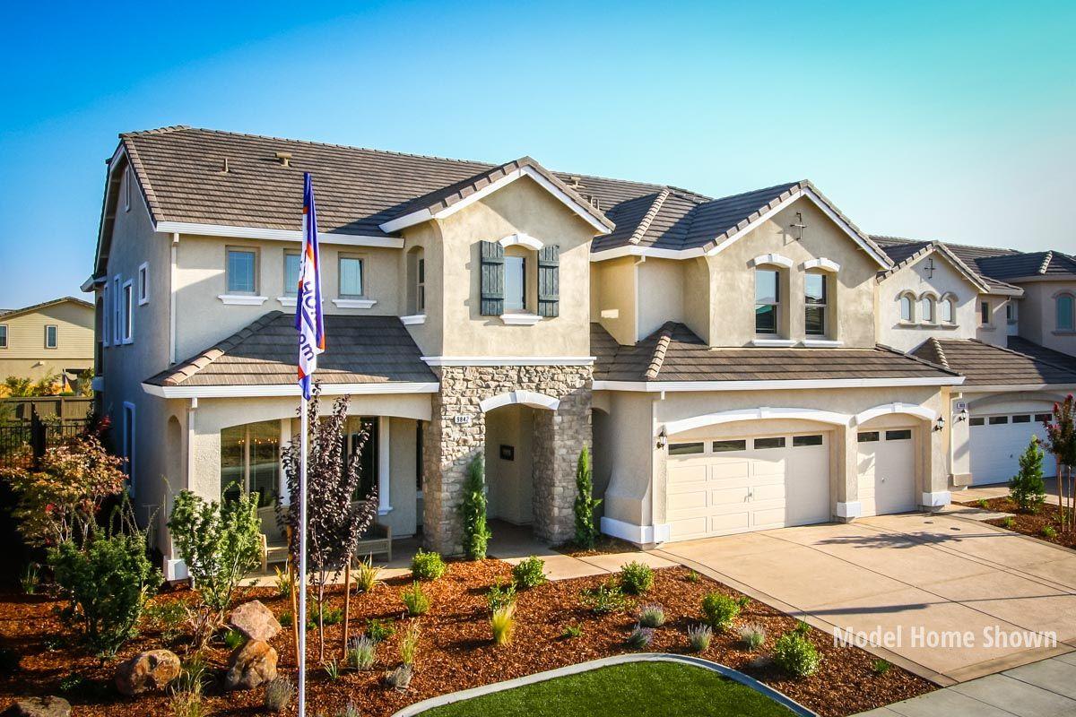 Homesite 4 9842 Collie Way Elk Grove Ca 95757 Jmc Homes Elk Grove Home Luxury House