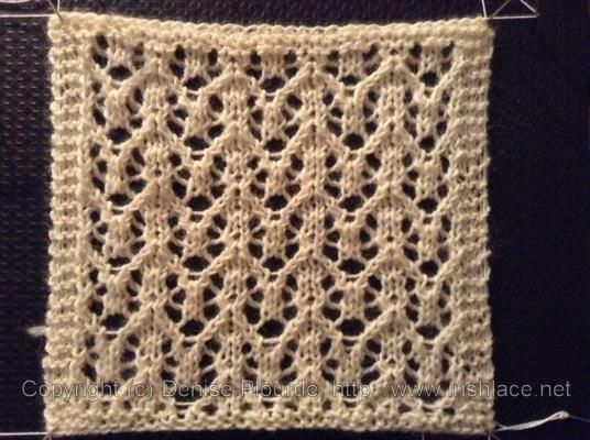 mystery simplified, complicated | Pattern, Stockinette ...