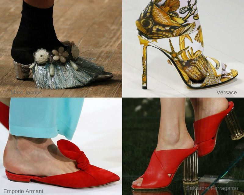 d961a360523 The best spring and summer shoe trends 2018  Mules