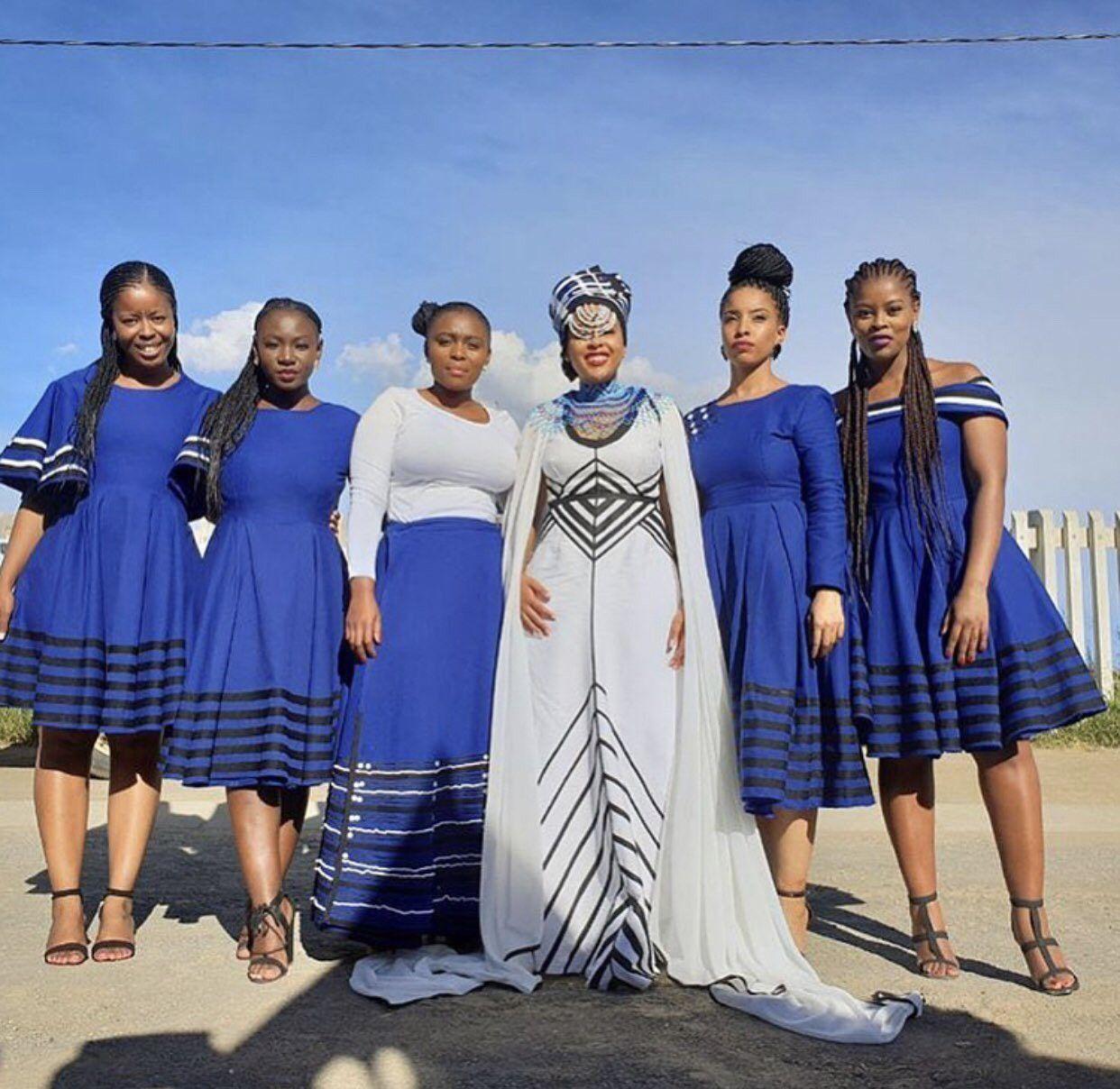 Pin By Nonhlanhla On Xhosa Makoti Ideas