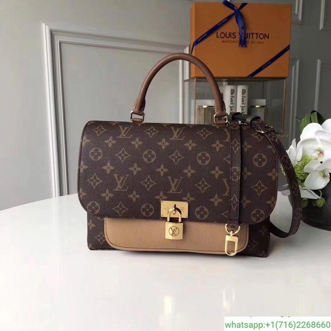 fc8be2e21d Marignan Monogram Canvas - Handbags   LOUIS VUITTON M44259 bag   LV ...