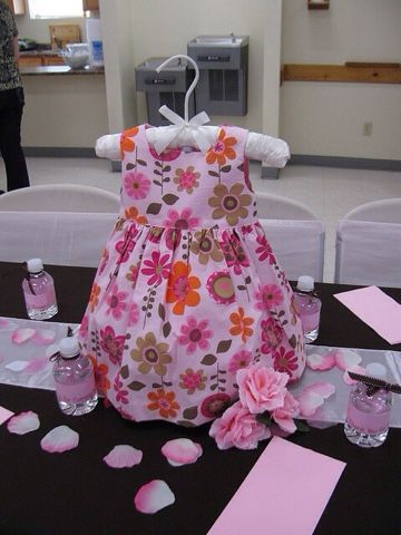 ideas para tu fiesta centros de mesa para baby shower