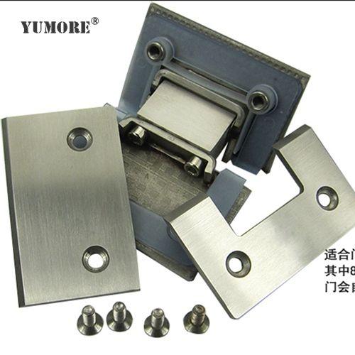 High Quality Stainless Steel Shower Door Hinges Corrosion Resistant Durable Shower Door Hinges Shower Door Hi Shower Doors Steel Shower Door Glass Door Hinges