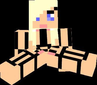 скин майнкрафт голые девушкой #9
