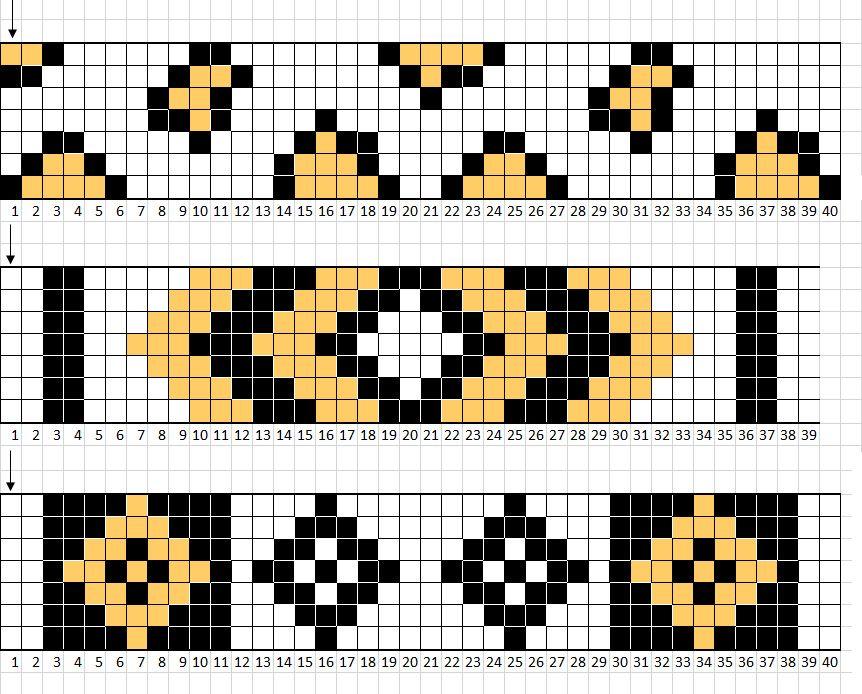 a7c3cfd05ffd DIY Cocoa Abalorios: Pulseras de Miyuki sin telar | Pulseras macrame ...