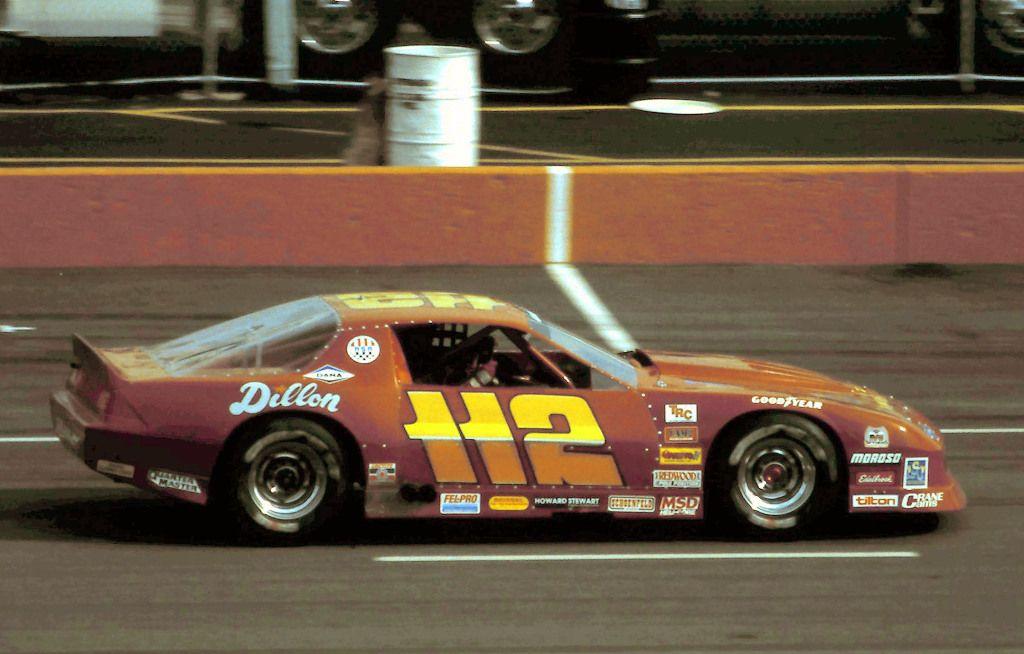 ASA 112 Gary Balough 1986 Pepsi Cola 250 Michigan (With