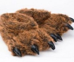1c5c31645d1 bear feet slippers