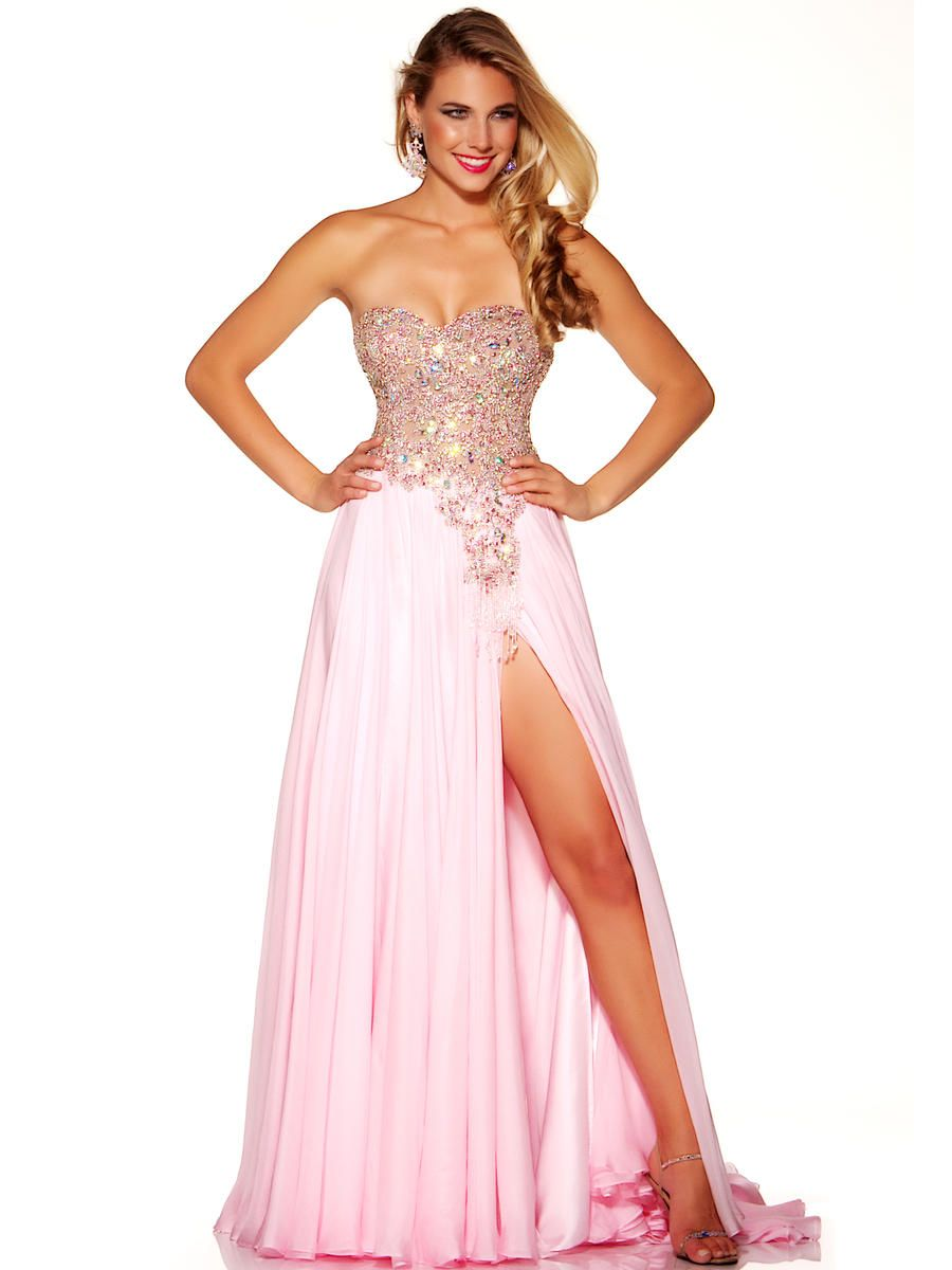 light pink prom dresses | ... Prom Dresses | 2014 Pageant Dresses ...