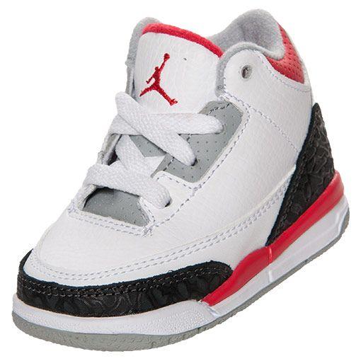 247f7ba424fd7 Boys  Toddler Air Jordan Retro 3 Basketball Shoes