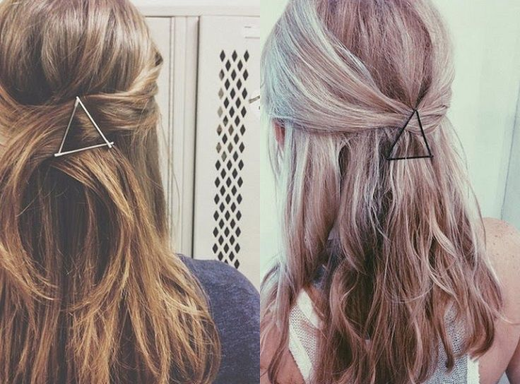 Top 10 Unique And Easy Hairstyles Using Only Bobby Pins Top Inspired Hair Hacks Hair Styles Easy Hairstyles
