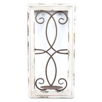 Antique Black Swirl Metal Wall Sconce | Hobby Lobby ... on Hobby Lobby Wall Candle Sconces Wall Candle Holders id=17254