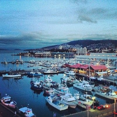 Hobart - 15 Happiest Cities in Australia (photo by @vickyloyola via Jetpac City Guides)