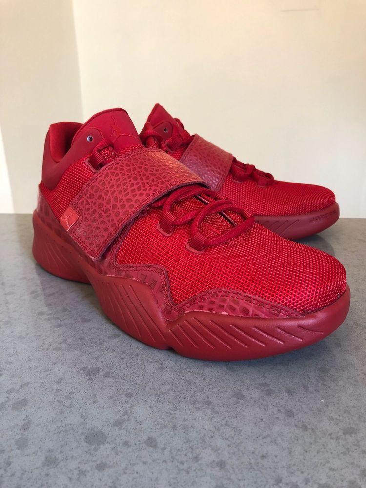 Men's Shoes Nike Air Jordan J23 Men's Shoes Gym Red 854557-600 ...
