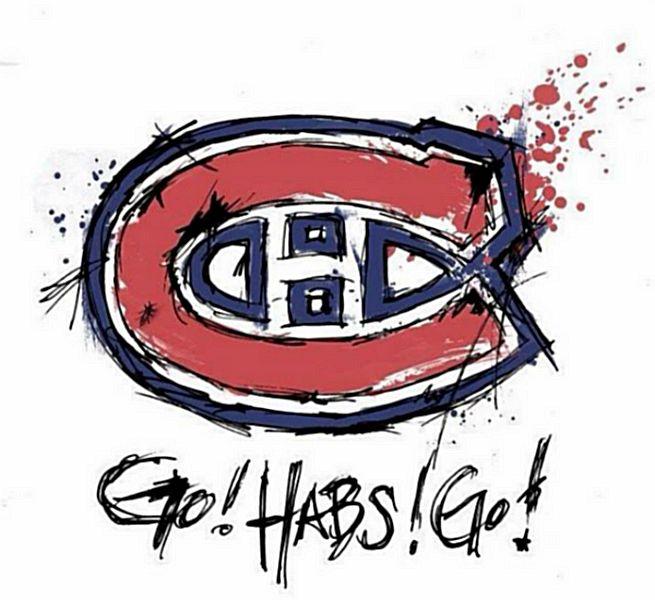 Go Habs Go Montreal Canadiens Canadiens Hockey Goalie